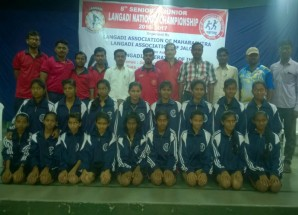 8th junior langadi national championship, jalgaon, maharashtra
