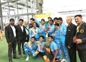 2nd Asian langadi championship , singapore
