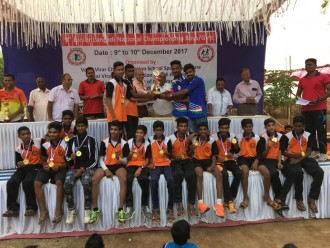 9th junior national championship 2017-18