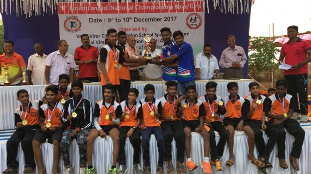 9th junior national championship 2017-18