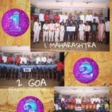 Results of 11th senior langadi championship